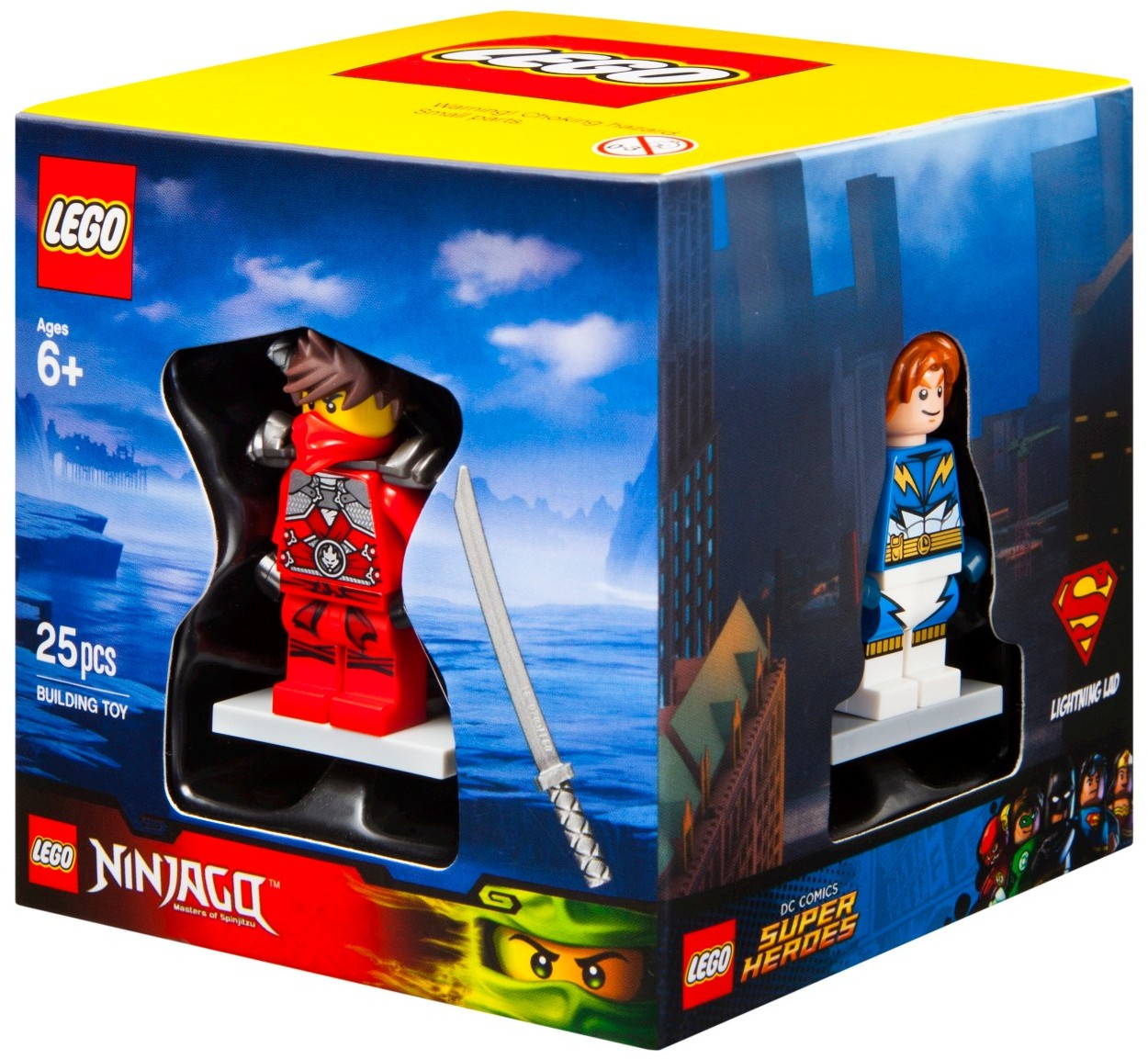 5004077 2015 Minifigure Gift Set