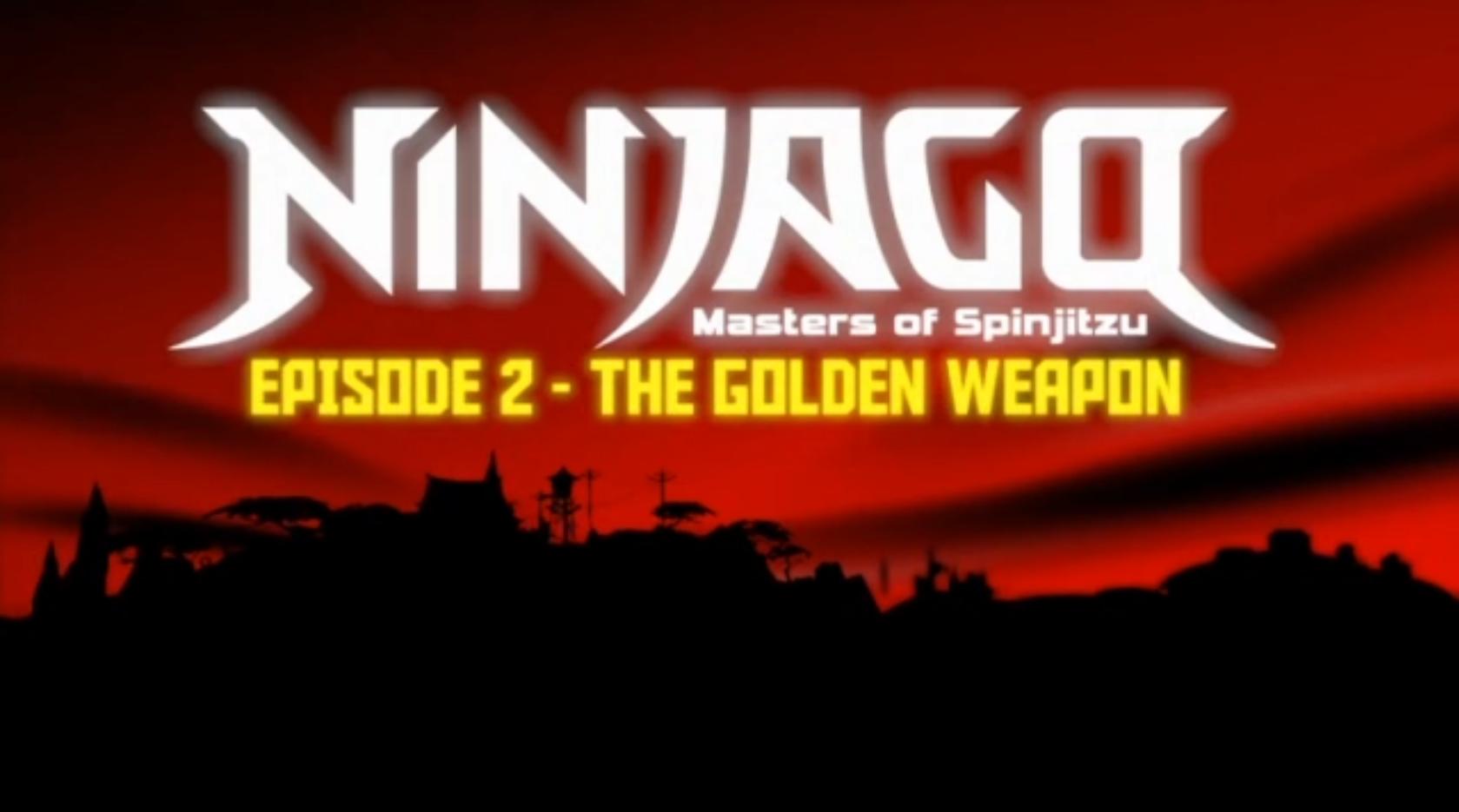 Золотое оружие (эпизод)