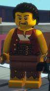 Mechanic face pirate