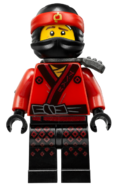 Ninja Force Kai Minifigure