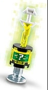 Yellow key-tana set