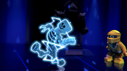 Jay skeleton