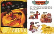 The Book of Elemental Powers page