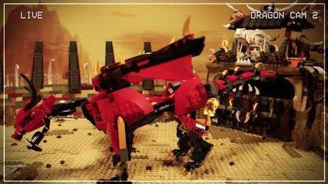 LEGO NINJAGO Dragon Cam Trailer