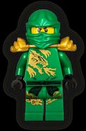 Lloyd DX Minifigure
