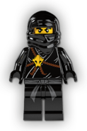 Training Cole Minifigure