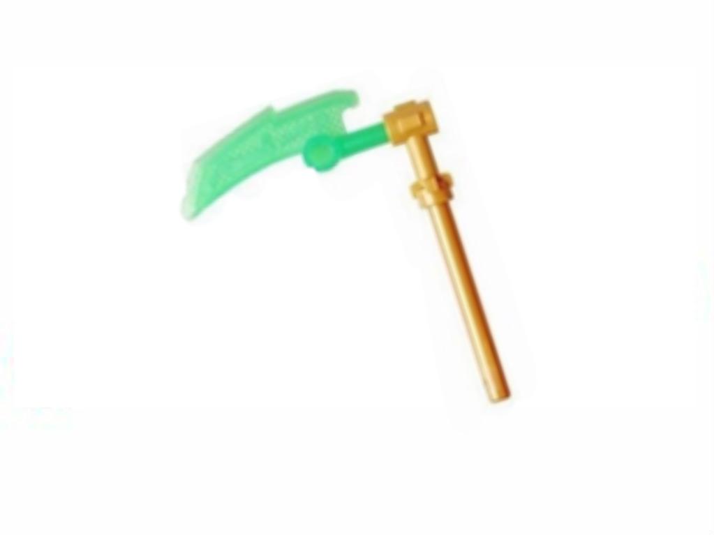 Jadeblade Scythe