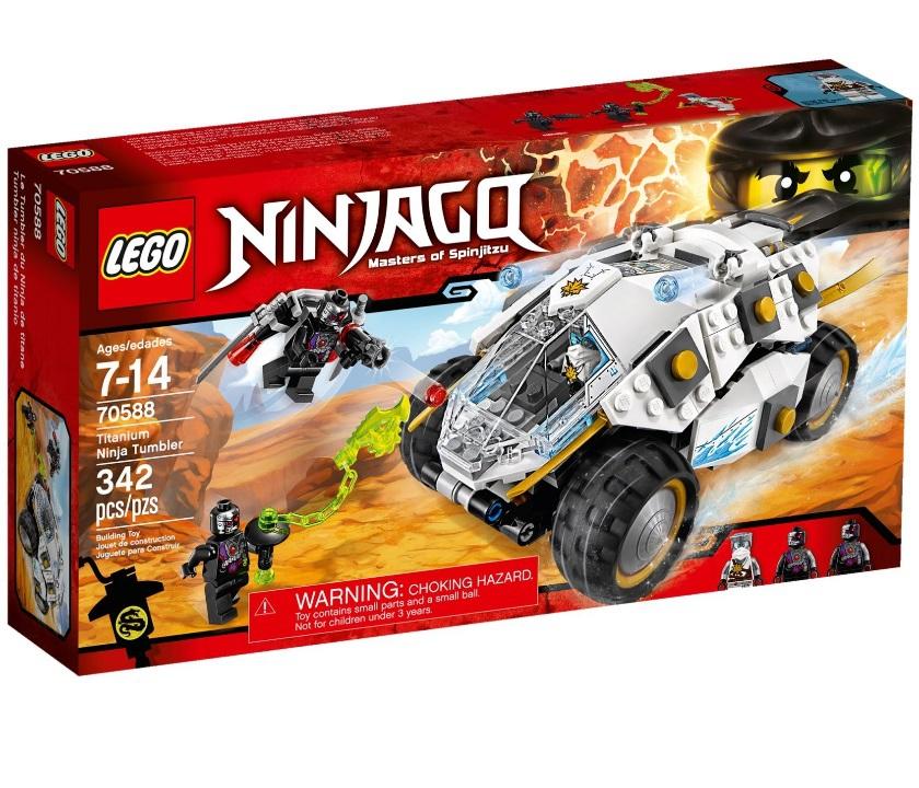 70588 Внедорожник Титанового Ниндзя