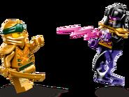 71742 Overlord Dragon Minifigures