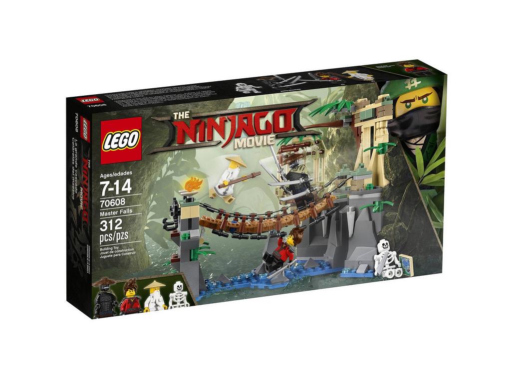 Lego Mini Figure Ninjago Movie Jungle Garmadon from Set 70617
