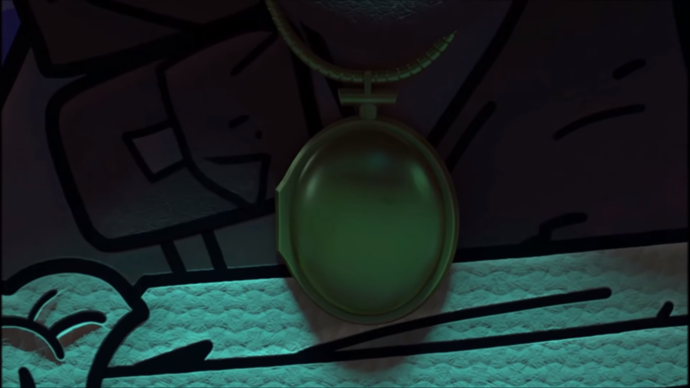 Lilly's Necklace