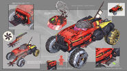 NGO pickupTruck Concept v01 SS