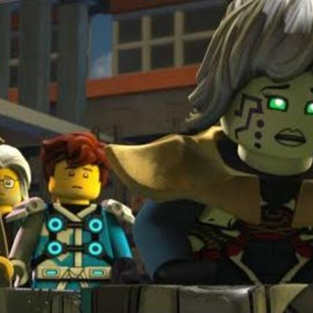 Saving Unagami Ninjago Cartoon Network-0