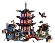 70751 Temple of Airjitzu 2