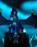 Jay's Lightning Dragon (Wisp)