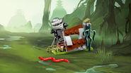 LEGO 70624 Zane