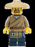 Movie Shen-Li Minifigure