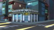 The bank fugidove