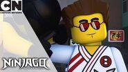 Ninjago Cornered by the Biker Gang Cartoon Network