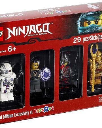 ORIGINAL LEGO NINJAGO LIMITED EDITION Minifigure Foil Pack 891837 NYA
