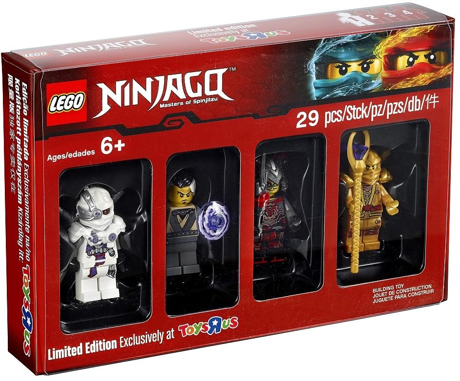 5004938 NINJAGO Minifigure Collection