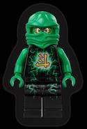 Airjitzu Lloyd Minifigure