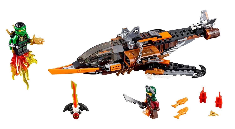 70601 Небесная акула