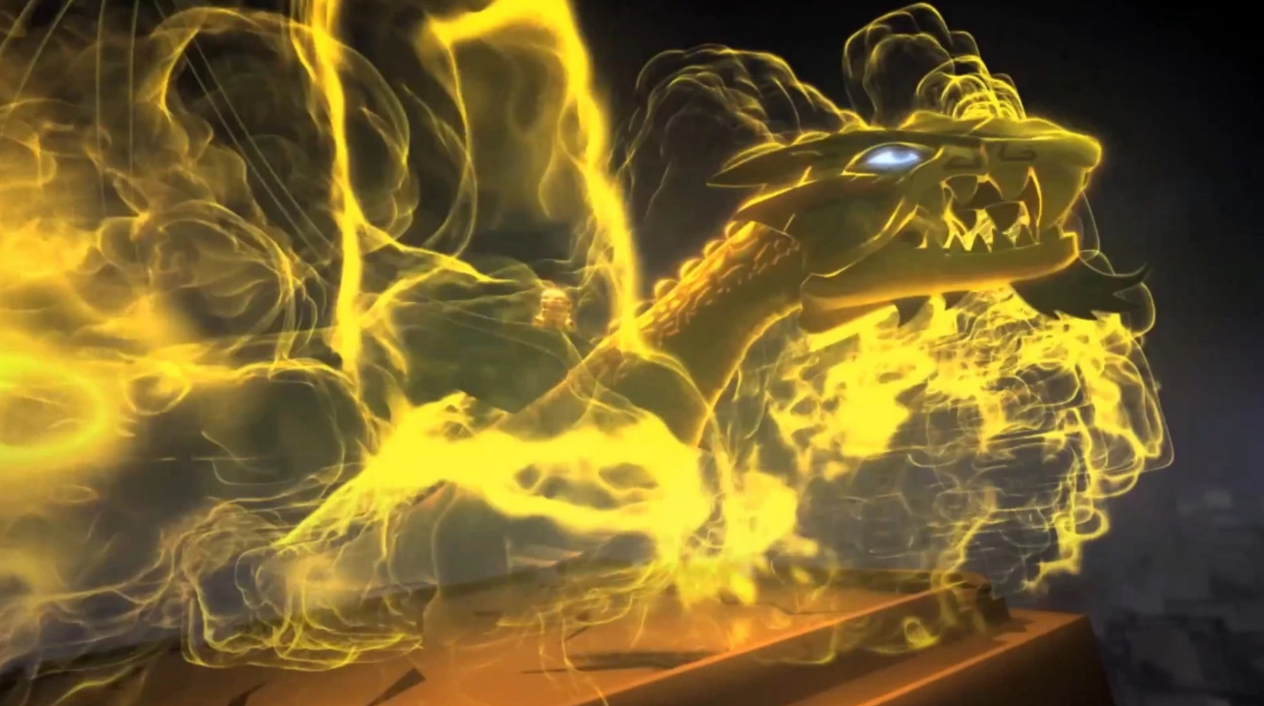 golden dragon ninjago australian