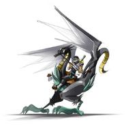 57371 Ninja Cole Dragon 2016