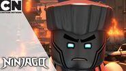 Ninjago Never Give Up Cartoon Network UK 🇬🇧