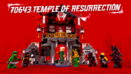 70643 Temple of Resurrection Promo