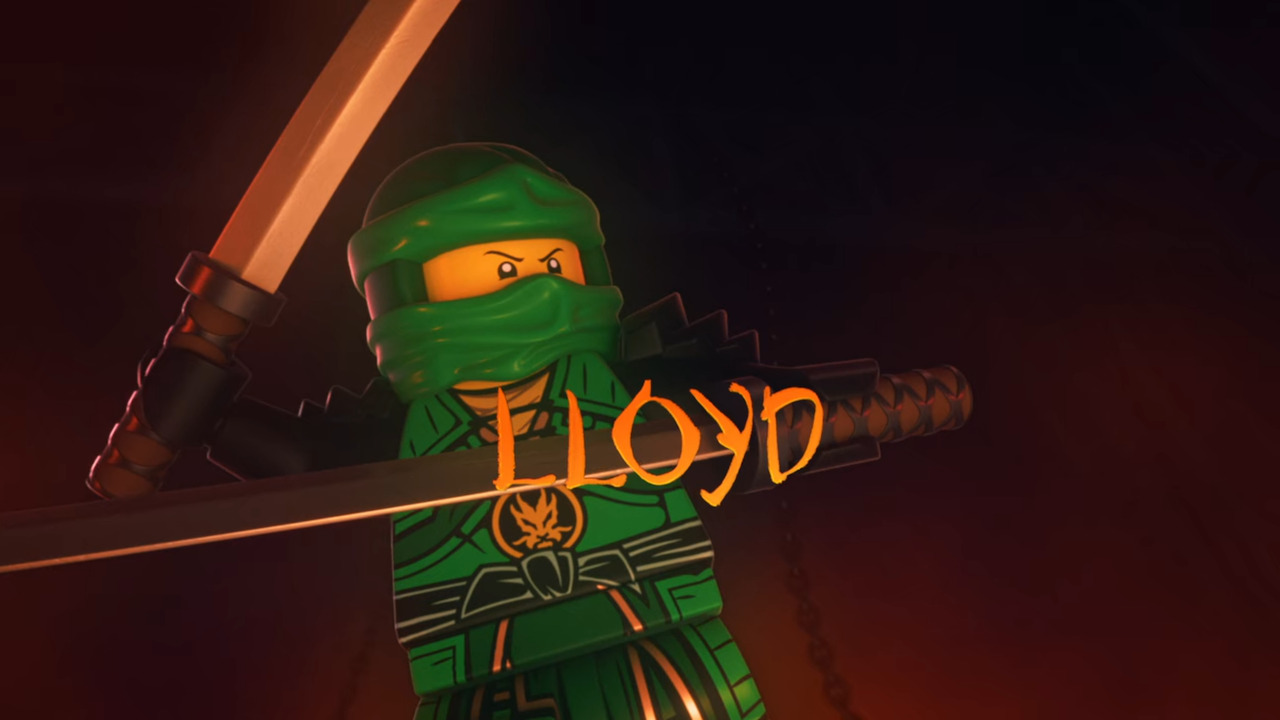 History of Lloyd (The Hands of Time)