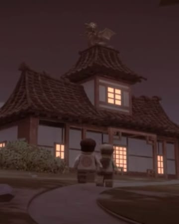 Первый дом Кружитцу