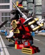 SamuraiMechGameplay