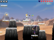 Level 2 of Rise of the Nindroids 22