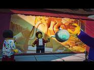 Nya's Mural - LEGO NINJAGO - Wu's Teas Episode 17