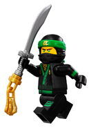 70612 Green Ninja Mech Dragon Reveal 17