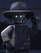 Detective zane