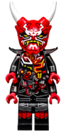 Mr. E Four Armed Minifigure