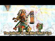 The Splinter in the Blind Man's Eye - An All-New LEGO Ninjago Story Announcement!