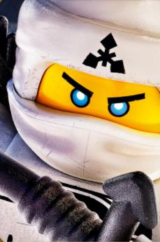 Зейн (The LEGO Ninjago Movie)