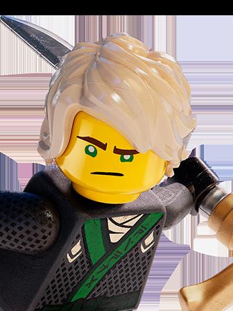 Lloyd (The LEGO Ninjago Movie)