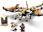71718 Wu's Battle Dragon 3