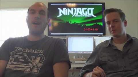 Jay Vincent and Mike Kramer (Ninjago Composers) Interview - Part 2 4