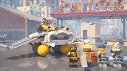 Manta Ray Bomber - LEGO NINJAGO Movie - 70609 - Product Animation
