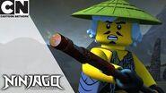 Ninjago Best of Aging Master Wu Cartoon Network 🇬🇧