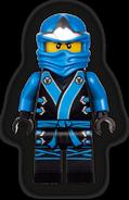 Elemental Jay Minifigure