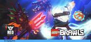 Kalmaar & Nya LEGO Brawls