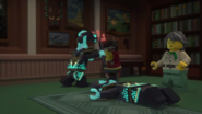 """Ninjago–Riddle of the Sphinx–9'39"""""""