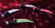 Fourfangblades